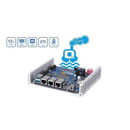 SERVIDOR IOT QBOATSUNNY ALPINE AL-314 QUAD-CORE 1,7GHZ 2GB D
