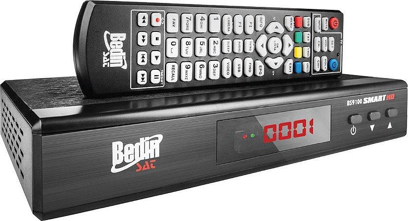 RECEPTOR ANALÓGICO/DIGITAL/HD SMARTHD BS9100