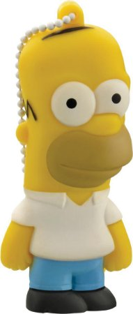 PEN DRIVE SIMPSONS HOMER 8GB PD070