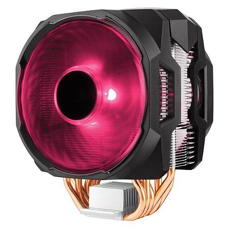 COOLER PARA PROCESSADOR MASTERAIR MA610P C/ RGB E CONTROLADO