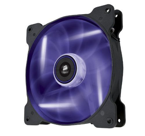 FAN PARA GABINETE AIR SERIES AF140 QUIET EDITION COM LED ROX