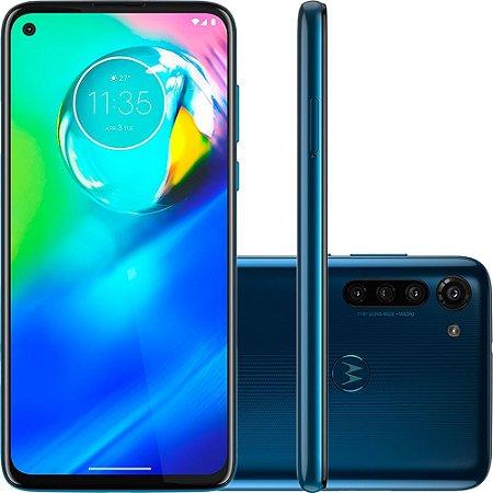 "Smartphone Motorola Moto G8 Power 64GB Dual Chip Android 6,4"" Qualcomm Snapdragon 665 (SM6125) 4G Câmera Traseira 16MP + 8MP + 2MP Filmadora 4K"