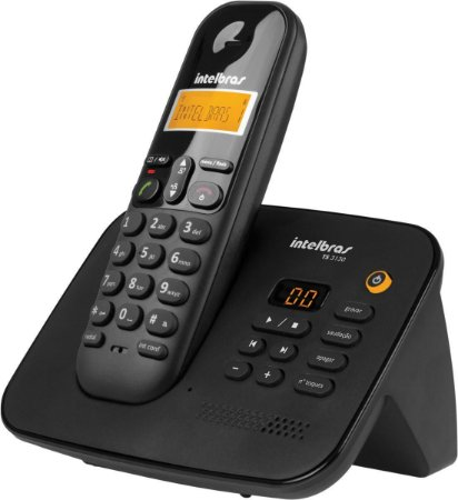 TELEFONE SEM FIO DIGITAL COM SECRETÁRIA ELETRÔNICA TS 3130