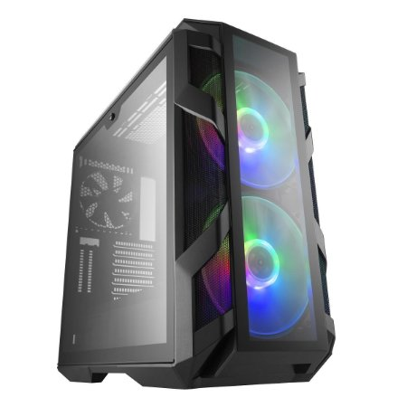 GABINETE MASTERCASE H500M - RGB - VIDRO - MCM-H500M-IHNN-S00
