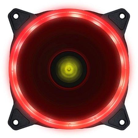 FAN/COOLER VX GAMING PARA GABINETE V.RING ANEL DE LED 120X12