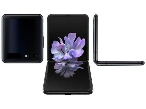 "Smartphone Samsung Galaxy Z Flip 256GB - 8Gb Ram - Tela 6,7"""