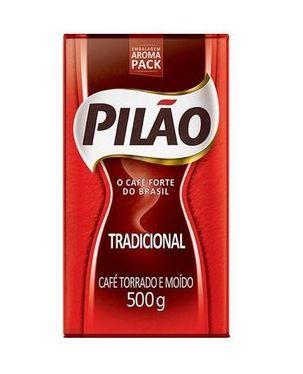 Café Pilão Tradicional a Vácuo - 500g