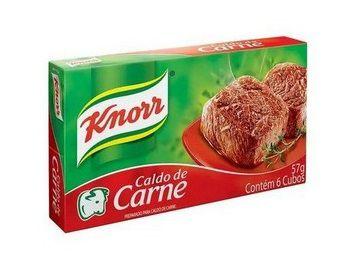 Caldo Knorr - Carne