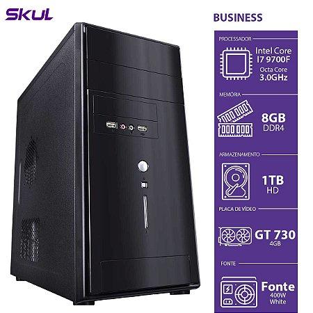 COMPUTADOR BUSINESS B700 - I7-9700F 3.0GHZ 8GB DDR4 HD 1TB V