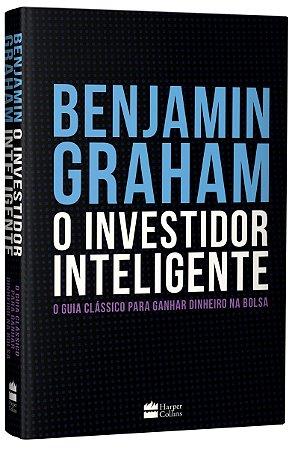 Livro O Investidor Inteligente (Edição De Luxo) - O Guia Clássico Para Ganhar Dinheiro Na Bolsa (Português)
