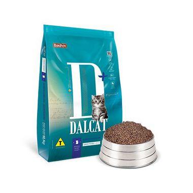 Ração para gatos filhotes DalCat Premium Especial