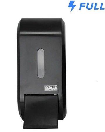 Dispenser Para Sabonete Liquido Compacto Preta - Premisse