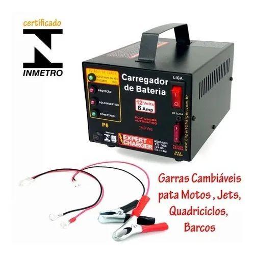 Carregador Baterias Automotivo 12v Até 150 Amp