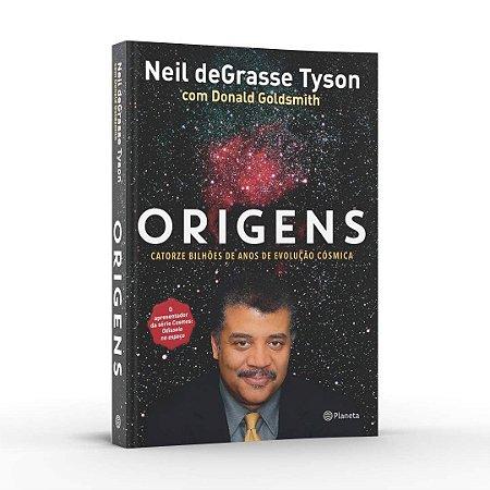 Livro Origens - 2015
