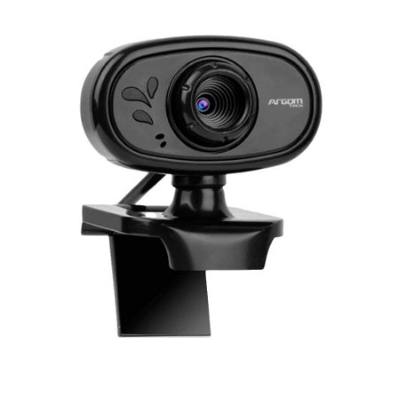 WebCam Argom Tech CAM20, HD 720P - ARG-WC-9120BK
