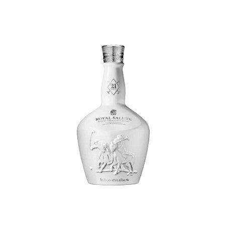 Whisky Royal Salute Snow Polo Edition - 700ml