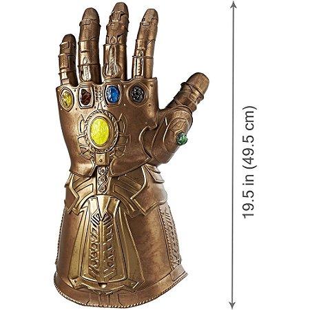 Legends Manopla Do Infinito Eletrônica Avengers - E0491 - Hasbro