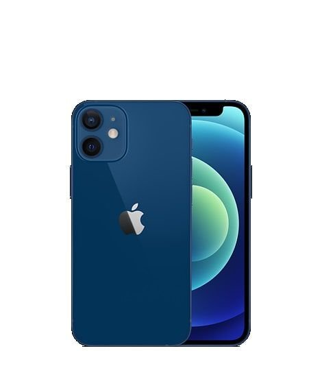 iPhone 12 Mini Azul - Tela de 5,4 Polegadas