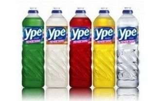 Detergente Líquido Ypê - 500ml cada