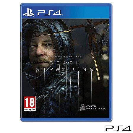 Jogo Death Stranding Edition - PS4