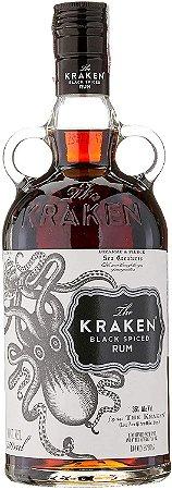 Rum Kraken Black - 750ml