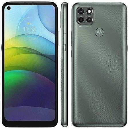 """Smartphone Motorola Moto G9 Power 128GB, 4GB RAM, Tela de 6.8"""", Câmera Traseira Tripla, Android 10 e Processador Octa-Core"""