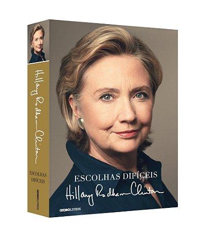 Livro Escolhas difíceis - Hillary Clinton