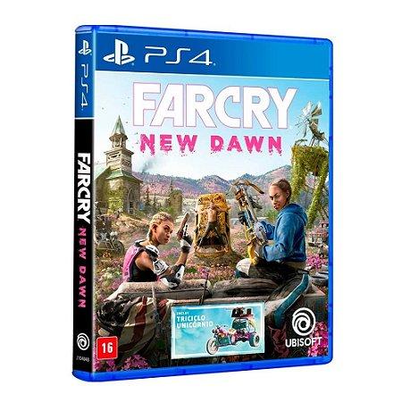 Far Cry: New Dawn (edição Limitada) - Ps4