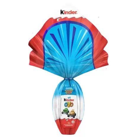 Ovo de Páscoa Kinder Azul - 150g