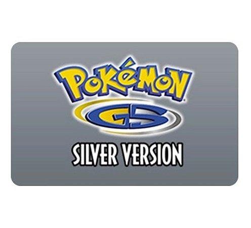 Gift Card Digital Pokémon Silver para Nintendo 3DS