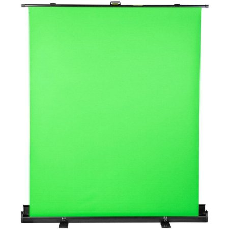 Tela Verde Chroma Key Green Studio Retrátil - HTV-GSR