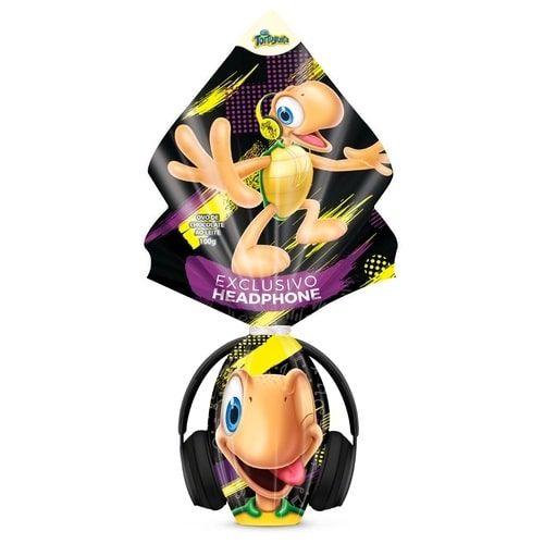 Ovo De Pascoa Tortuguita Headphone 100g - Arcor