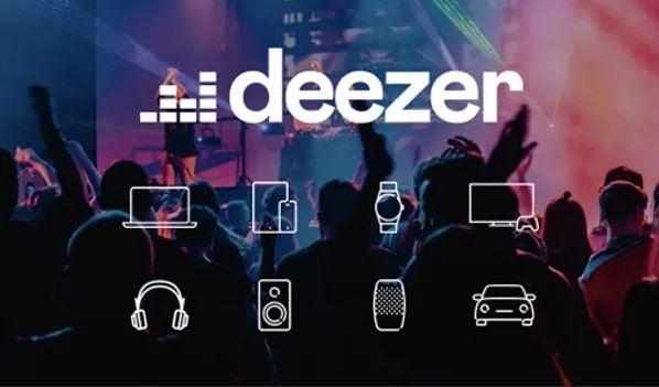 Gift Card Digital Deezer