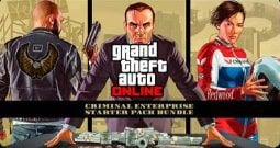 Gift Card Digital Grand Theft Auto V - Criminal Enterprise Starter Pack