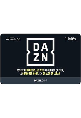 Gift Card Digital Dazn