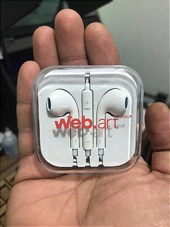 Fone de Ouvido Estéreo com Microfone Personalizado