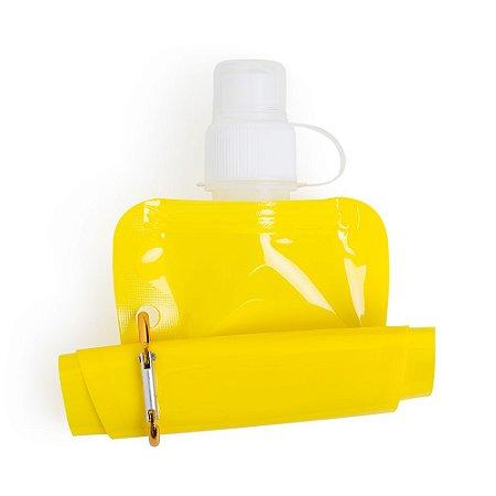 Squeeze Dobrável 480ml Personalizado