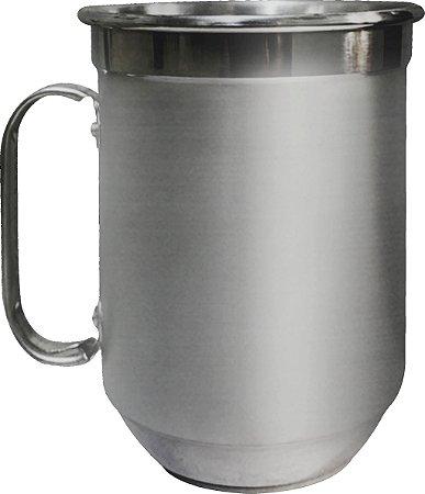 Caneca de Alumínio 600 ml Personalizada