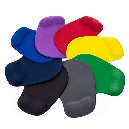 Mouse Pad ergonômico Personalizado em Silk 1 cor