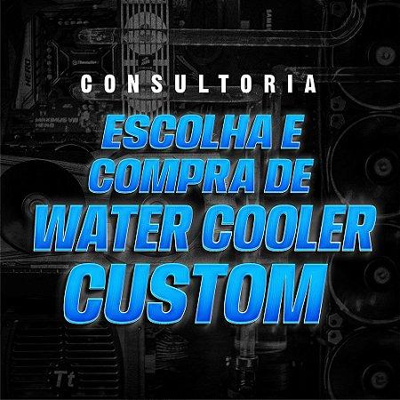Consultoria escolha e compra de Water Cooler Custom