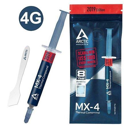 Pasta Térmica Arctic MX-4 4g