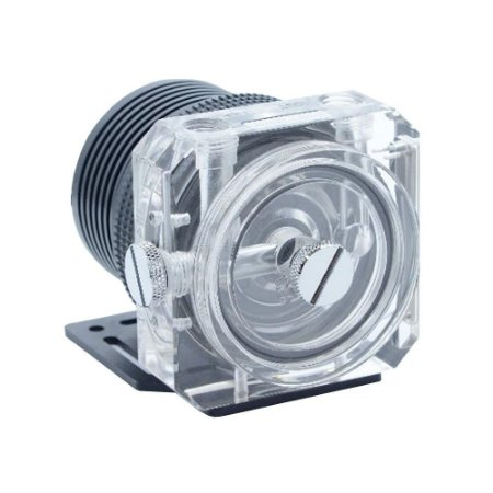 Bomba D'agua Freezemod 1.100L/h PU-GTD5 c/ LED RGB 5v para water cooler