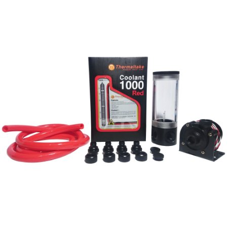 Kit Upgrade Water Cooler Selado Vermelho Tier 2