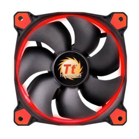 Fan Thermaltake Ring 12 Vermelho 120mm 1500RPM