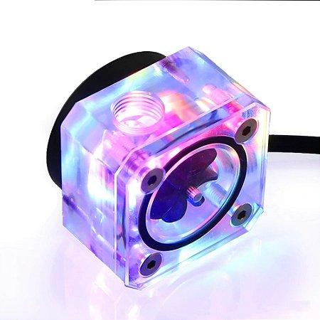 Medidor de Fluxo RGB Biksky