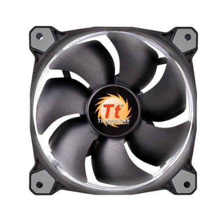 Fan Thermaltake Ring 12 Branco 120mm 1500RPM
