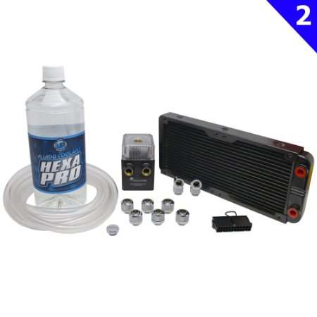 Water Cooler Power UP GPU RANK 2