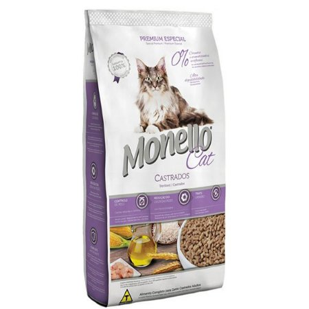 MONELLO CAT CASTRADOS
