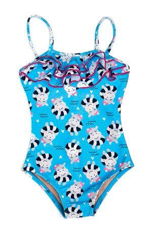 Maiô Tamanho de Gente Hipopótamo Azul - Pin Pin Baby - Calçados e ... 6050b83d037