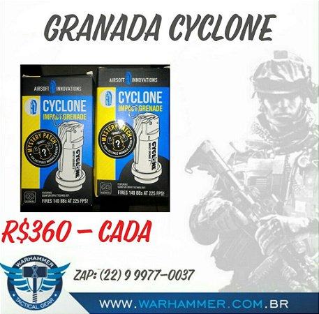 Granada de impacto Cyclone - Airsoft